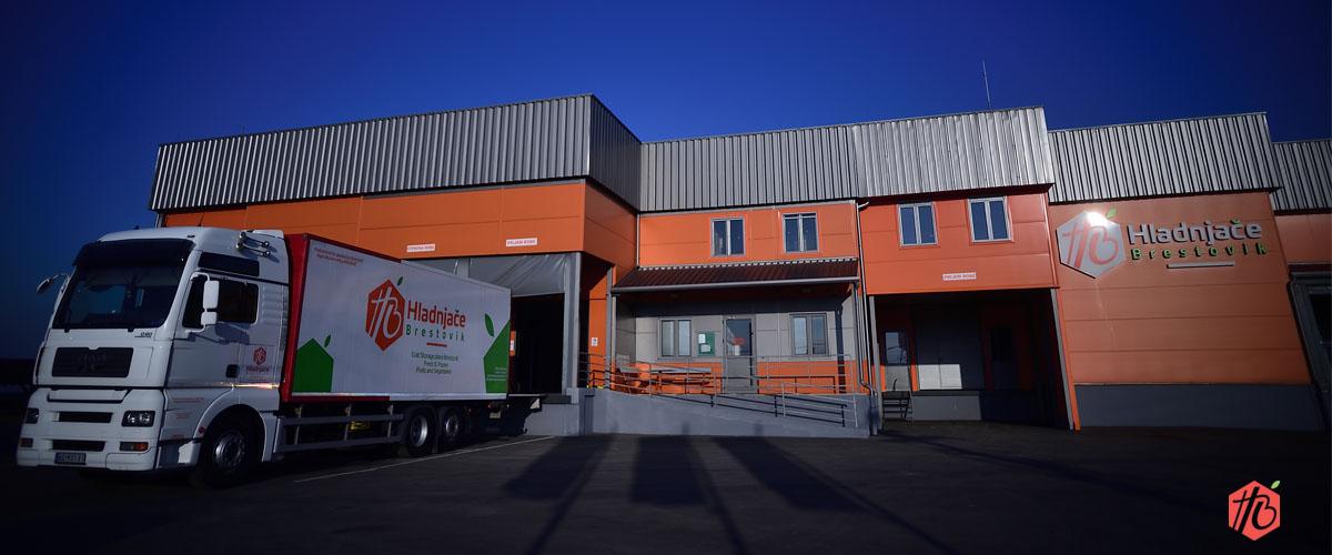 Hladnjače Brestovik - savremen skladišteni prostor za voće i povrće